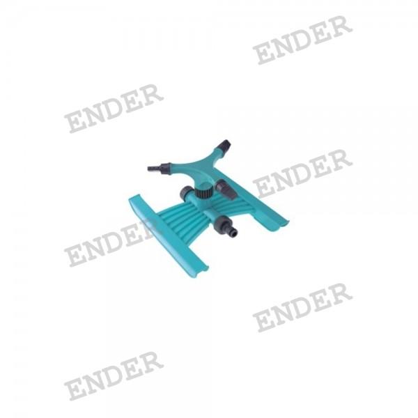 Тройной роторный спринклер ENDER, орошение 60 м2