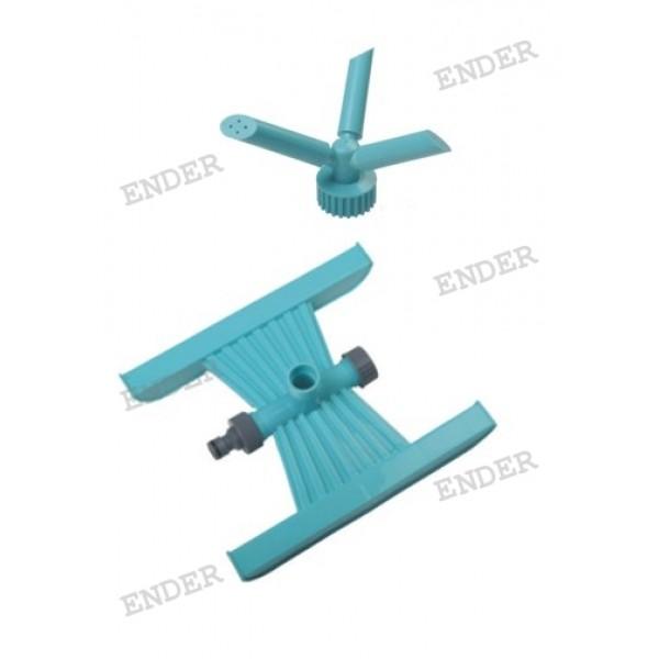 Тройной роторный спринклер ENDER (пластик)