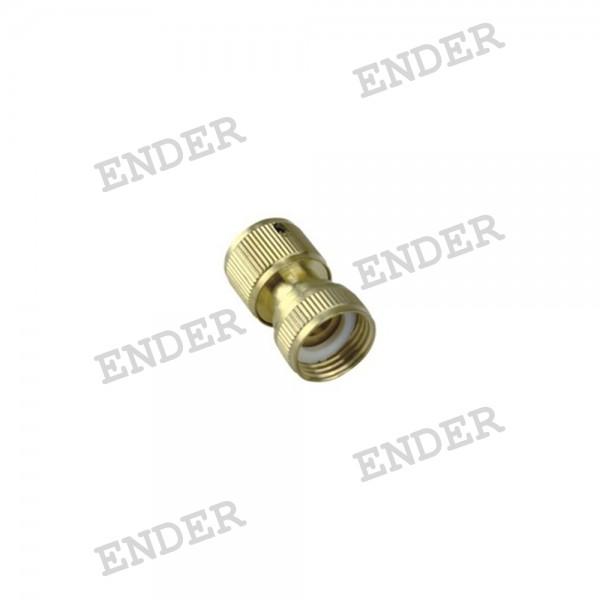 """Латунное соединение Ender 3/4"""" с внутренней резьбой (1593007Т)"""