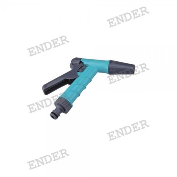 Распылительный пистолет «ENDER», регулировка струи