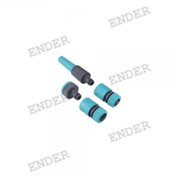 """Распылительный набор для шланга 1/2"""" ENDER, радиус распыления 12м"""