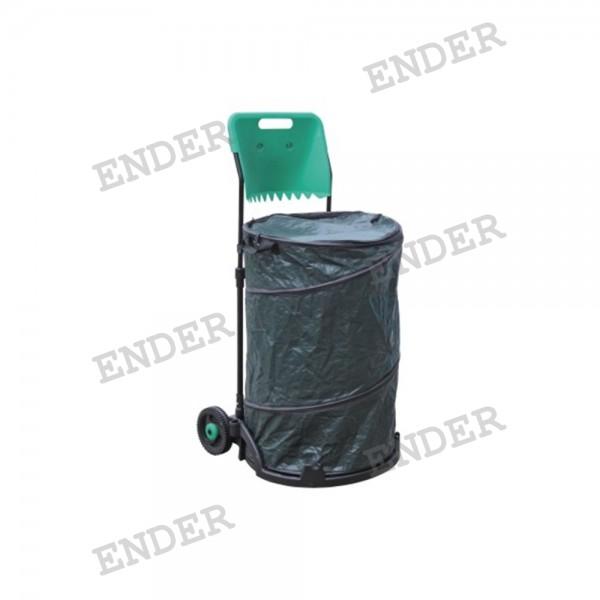 Тележка для сбора листьев «ENDER»