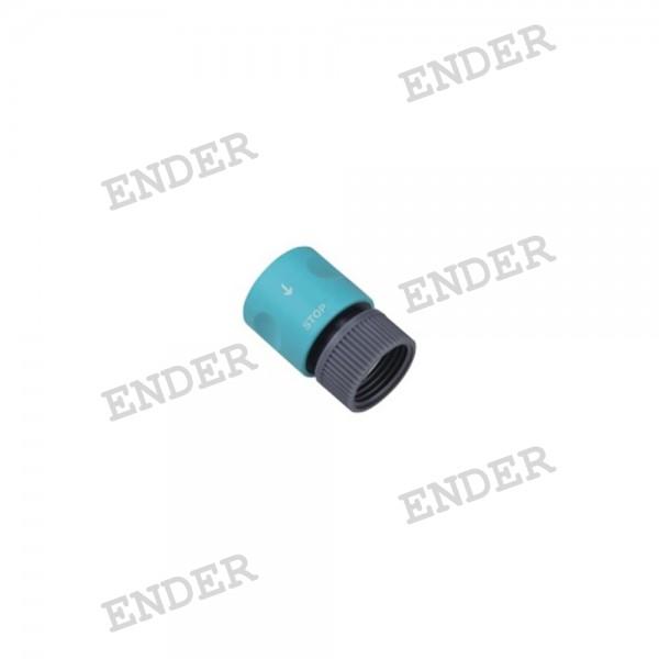 """Коннектор c внутренней резьбой 3/4"""" «ENDER»"""
