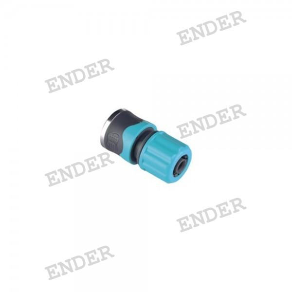 """Коннектор Ender 1/2"""" серия Soft с алюминиевым кольцом  (946701)"""