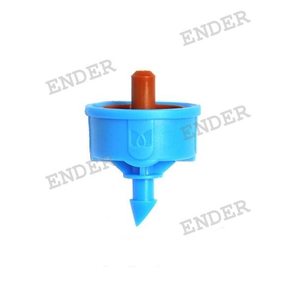 Капельница Ender компенсирующая высокое давление, 16 л/ч., для капельного полива (20050/16)