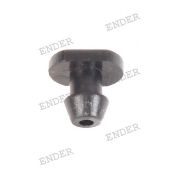Заглушка Ender  6 мм для капельной трубки и ленты  (20054/6)