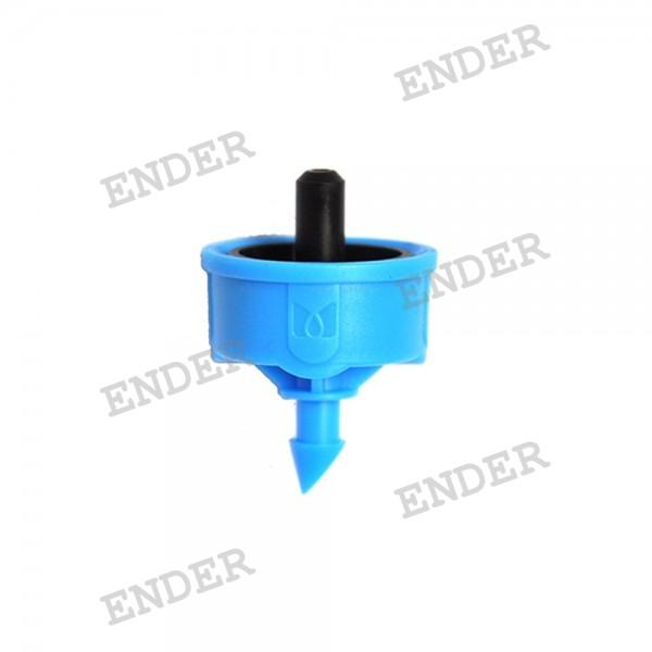 Капельница Ender компенсирующая высокое  давление, 4 л/ч., для капельного полива (20049/2)