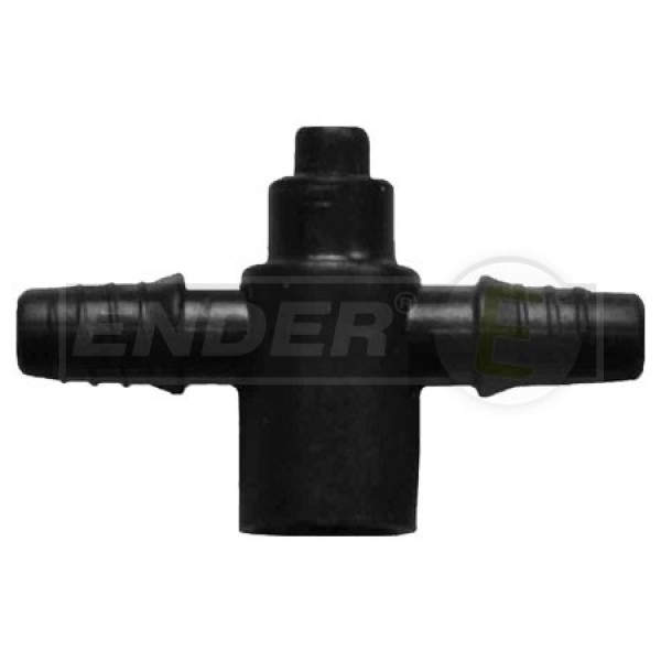 Двухсторонний адаптер для микротрубки «ENDER» (капельный полив)