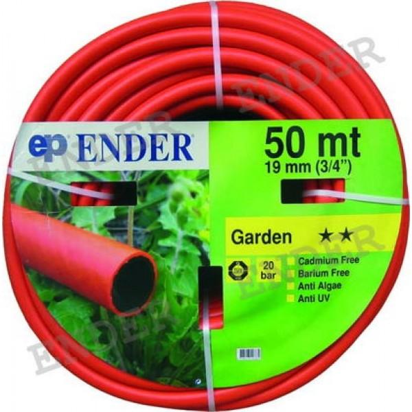 """Шланг садовый Ender Garden 3/4"""" длина 50 м (109010B)"""