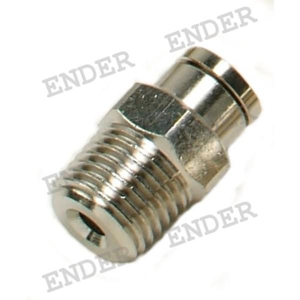 """Соединитель Ender 3/8"""" - 1/4"""" для туманообразования высокого давления (30115)"""