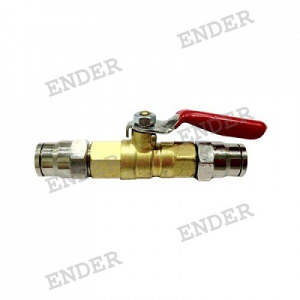 """Кран Ender для трубы 3/8"""" для туманообразования высокого давления (30117)"""