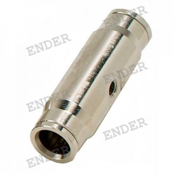 """Муфта Ender 3/8"""" для одной форсунки 10/24"""" туманообразования высокого давления (30110)"""